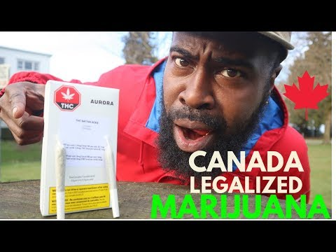 Buying Legal Recreational Marijuana In Canada