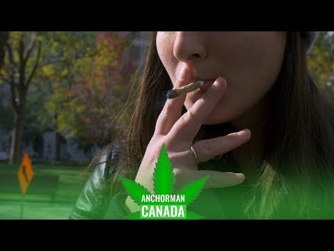 Smoking Legal Marijuana For The Very-First Time In Canada