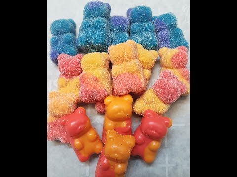 Cannabutter Gummy Bears Tutorial – Store Quality