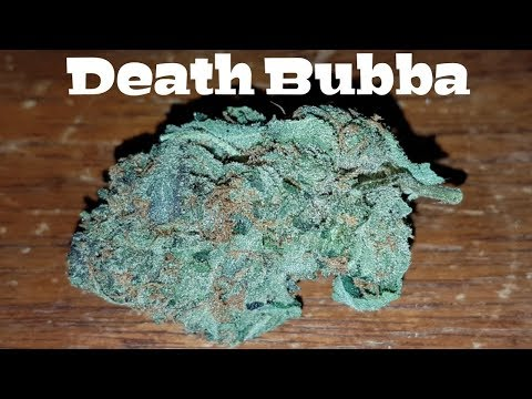 Canadian Cannabis Strain Review – Death Bubba by PNWBud