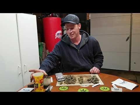 Canadian mail order marijuana unboxing 2019