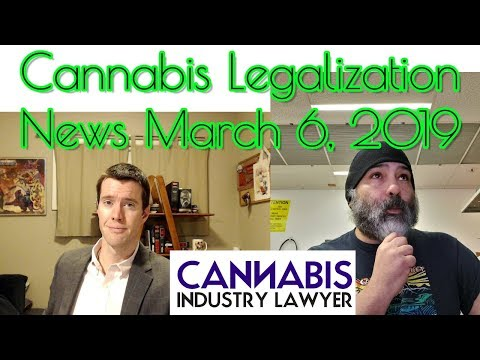 USA Today Cannabis Legalization Scare Tactics & News  – March 6, 2019