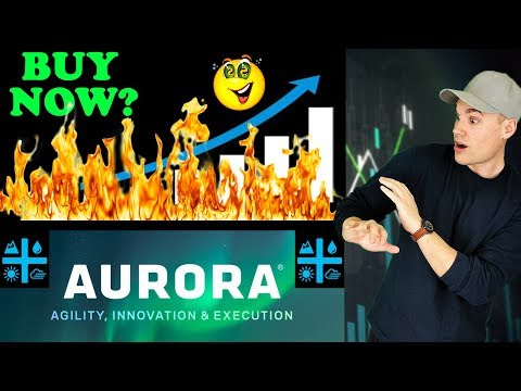 Is It Finally Time To Buy Aurora Cannabis Stock? – (ACB Stock Analysis 2019)