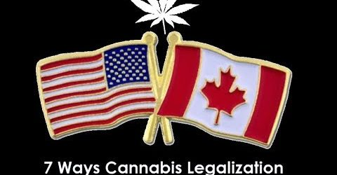 7 Ways Cannabis Legalization Differs in Canada and the USA